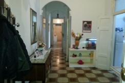 Ampio appartamento in Piazza Rossetti