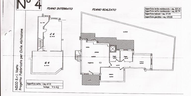 Planimetria App. n. 4